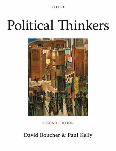 Political Thinkers  2nd 2009 edition cover