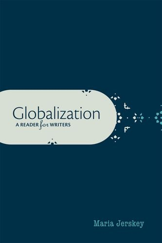 Globalization A Reader for Writers  2014 edition cover