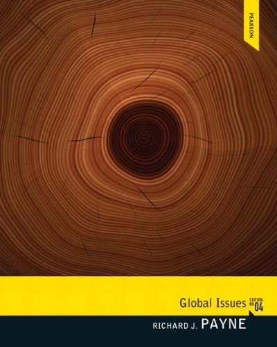 Global Issues  4th 2013 edition cover