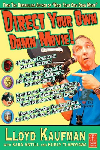 Direct Your Own Damn Movie!   2009 edition cover