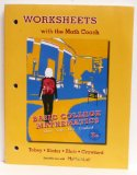 Worksheets with the Math Coach for Basic College Mathematics  7th 2012 (Revised) edition cover