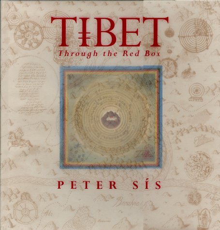 Tibet Through the Red Box  N/A 9780374375522 Front Cover