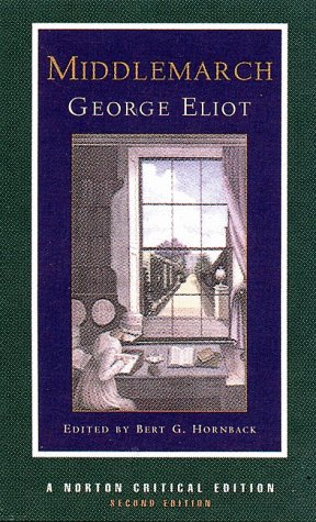 Middlemarch  2nd 2000 edition cover