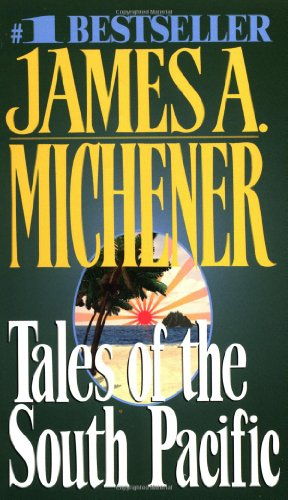 Tales of the South Pacific   1974 edition cover