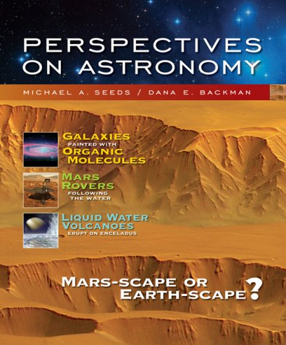 Perspectives on Astronomy   2008 edition cover