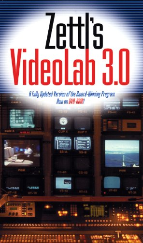Videolab 3.0:  3rd 2003 9780534560522 Front Cover