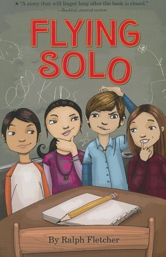 Flying Solo   1998 edition cover