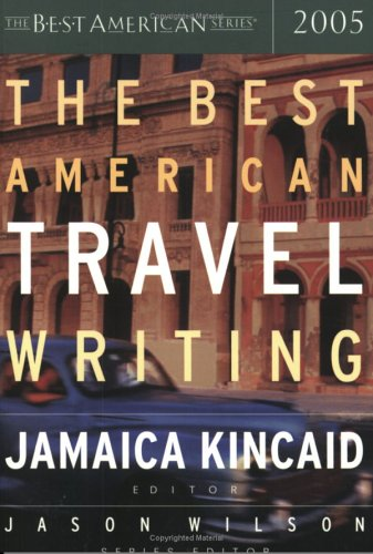 Best American Travel Writing 2005   2005 edition cover