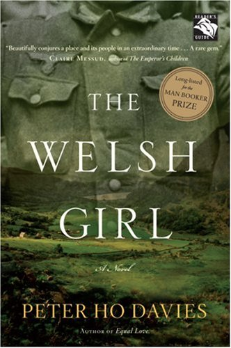 Welsh Girl   2007 edition cover