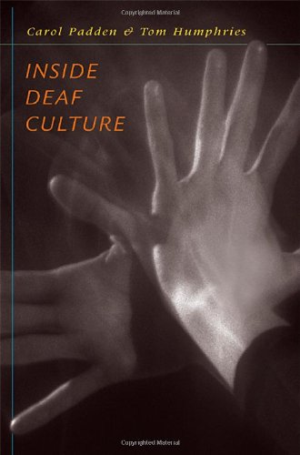 Inside Deaf Culture   2005 edition cover