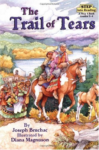 Trail of Tears   1999 edition cover
