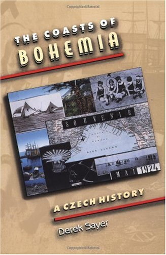 Coasts of Bohemia A Czech History  2000 edition cover
