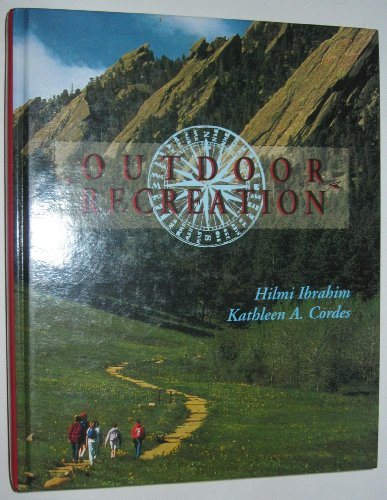 Outdoor Recreation 1st 1992 edition cover