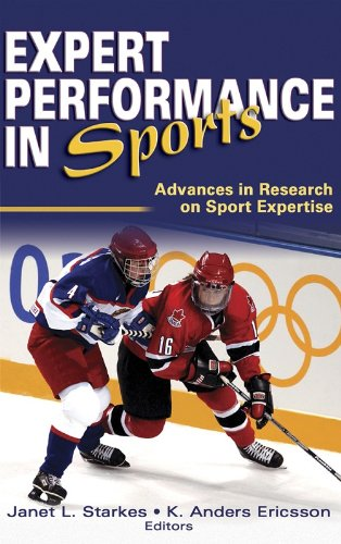 Expert Performance in Sports Advances in Research on Sport Expertise  2003 edition cover