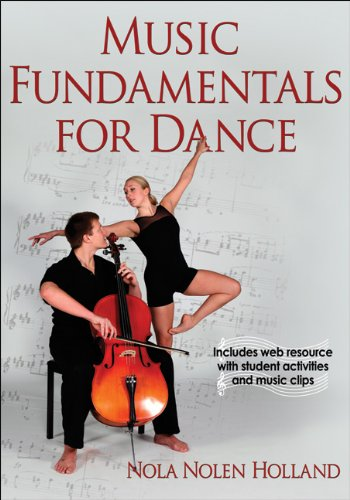 Music Fundamentals for Dance   2012 edition cover
