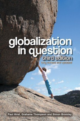 Globalization in Question  3rd 2009 edition cover