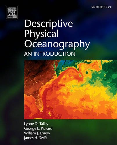 Descriptive Physical Oceanography An Introduction 6th 2010 edition cover