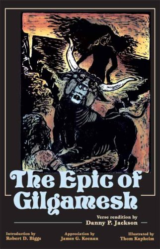 Epic of Gilgamesh  2nd 1997 (Revised) edition cover