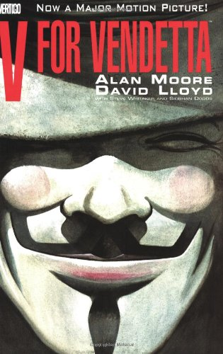 V for Vendetta: New Edition  1990 (Revised) 9780930289522 Front Cover