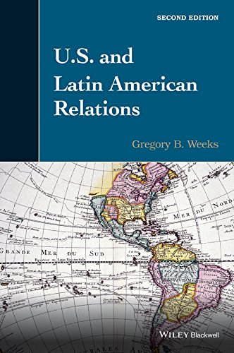 U. S. and Latin American Relations  2nd 2015 9781118912522 Front Cover