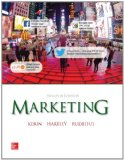 Marketing with ConnectPlus  12th 2015 edition cover