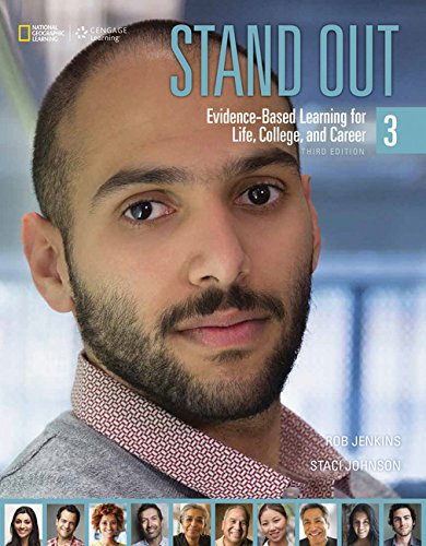 Stand Out 3  3rd 2016 (Revised) 9781305655522 Front Cover