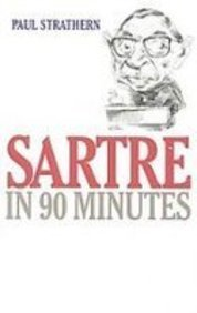 Sartre in 90 Minutes:  2008 edition cover