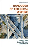 The Handbook of Technical Writing:   2015 edition cover