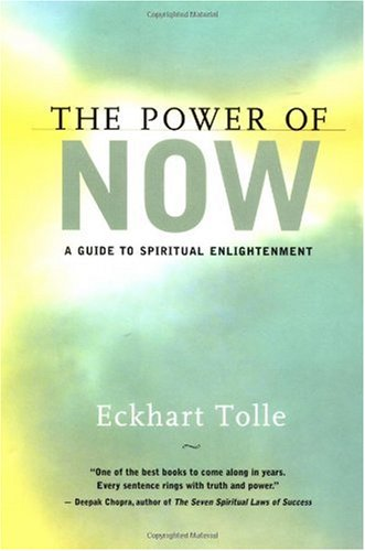 Power of Now A Guide to Spiritual Enlightenment  1997 edition cover