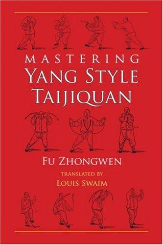Mastering Yang Style Taijiquan   2006 edition cover