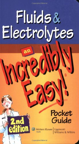 Fluids and Electrolytes  2nd 2010 (Revised) edition cover