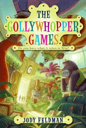 Gollywhopper Games  N/A 9780061214523 Front Cover