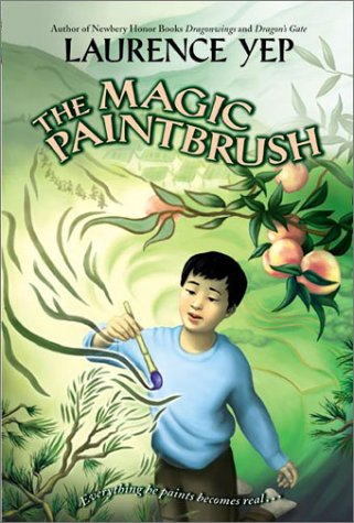 Magic Paintbrush  N/A edition cover