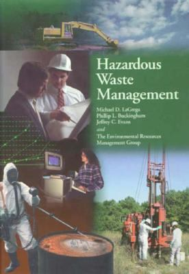 Hazardous Waste Management   1994 9780070195523 Front Cover