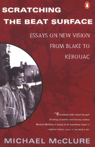 Scratching the Beat Surface Essays on New Vision from Blake to Kerouac  1994 edition cover