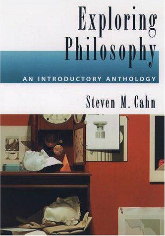 Exploring Philosophy An Introductory Anthology  2000 9780195133523 Front Cover