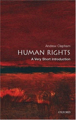 Human Rights   2007 edition cover