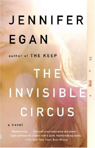 Invisible Circus  N/A edition cover