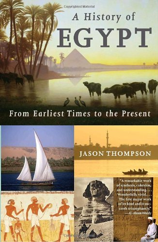 History of Egypt From Earliest Times to the Present N/A edition cover
