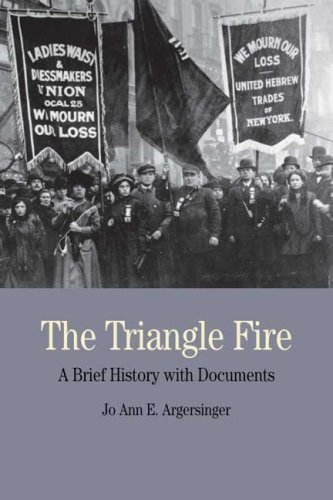 Triangle Fire A Brief History with Documents  2009 edition cover