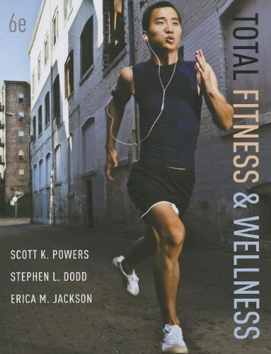 Total Fitness and Wellness  6th 2014 edition cover