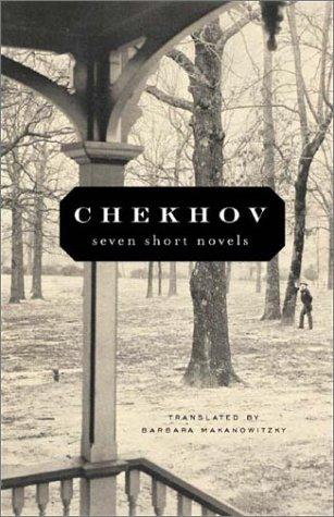 Anton Chekhov - Seven Short Novels   2003 (Reprint) edition cover