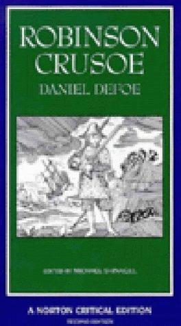 Robinson Crusoe  2nd 1994 edition cover