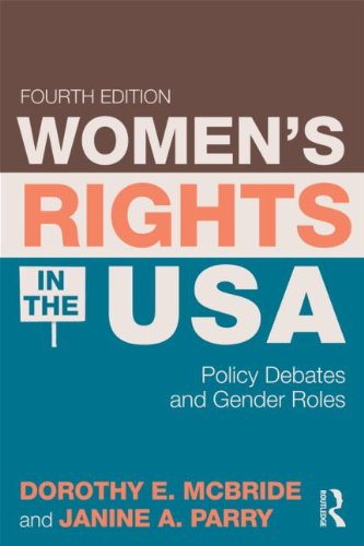 Women's Rights in the USA Policy Debates and Gender Roles 4th 2011 (Revised) edition cover