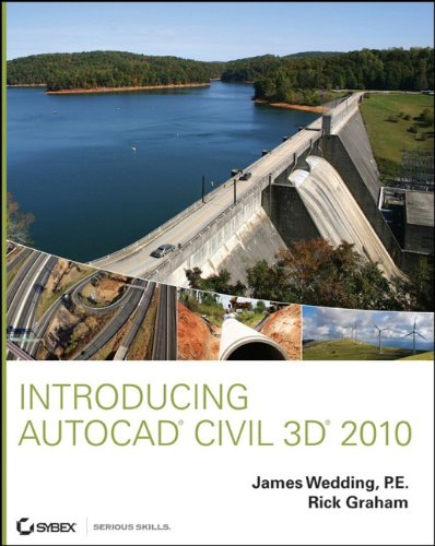 Introducing AutoCAD Civil 3D 2010   2009 9780470481523 Front Cover