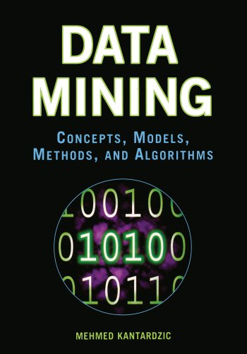 Data Mining Concepts, Models, Methods, and Algorithms  2003 edition cover