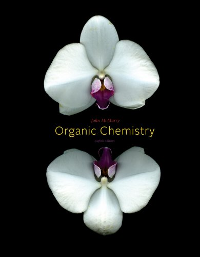 Organic Chemistry  8th 2012 9780534493523 Front Cover