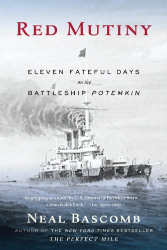 Red Mutiny Eleven Fateful Days on the Battleship Potemkin  2007 9780547053523 Front Cover