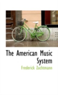 The American Music System:   2008 edition cover