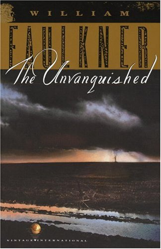 Unvanquished  N/A edition cover